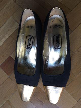 Zapatos fiesta!