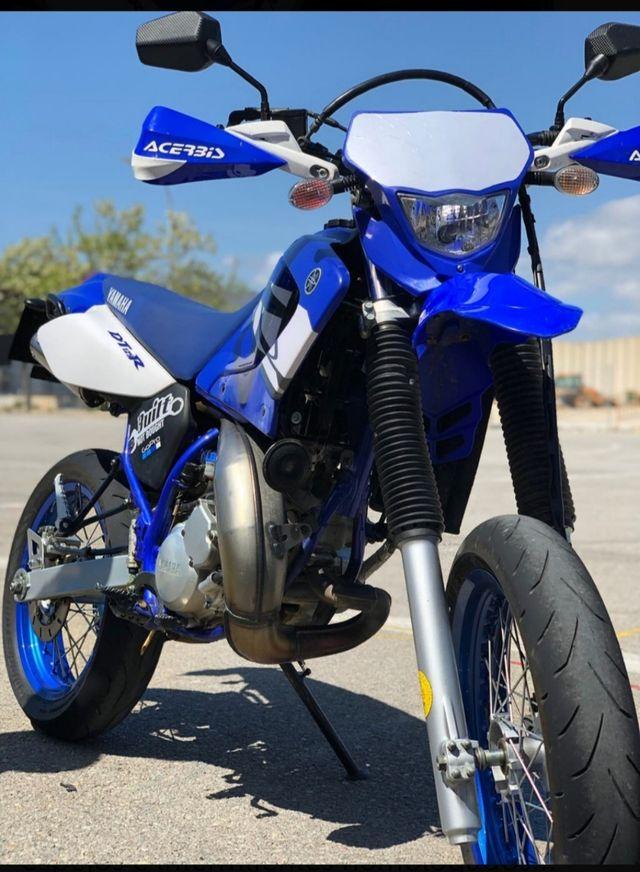 Yamaha DT 125 Supermotard