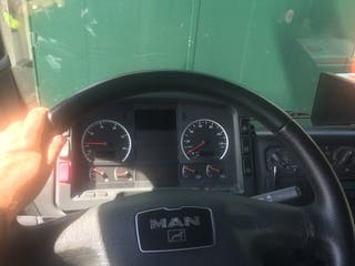 Man Tga 480 2003