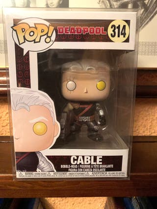 Funko pop cable figura examen Deadpool