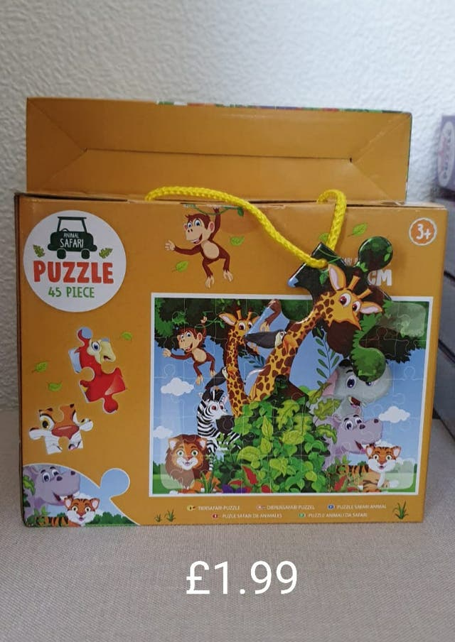 kids toys and puzzles