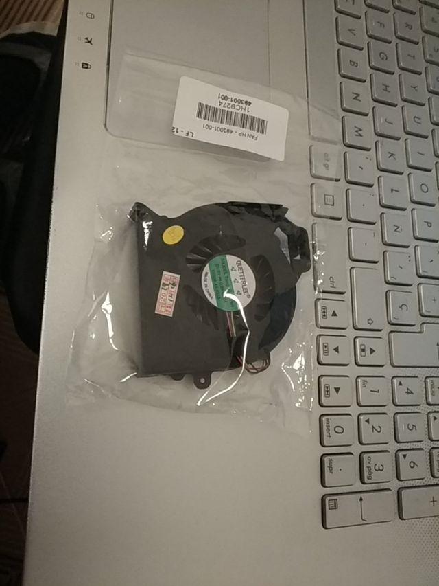 Ventilador HP/Compaq 643353-001