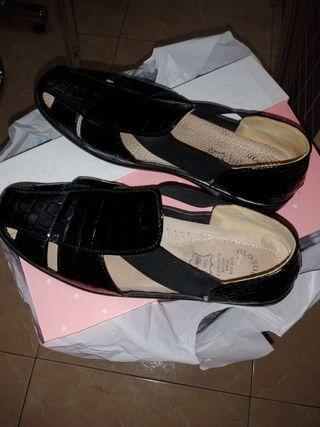 zapatos para mujer número 40