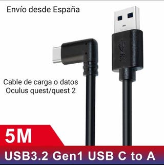 Cable USB C gafas VR