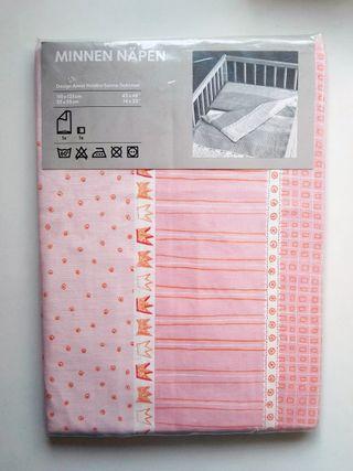 Funda nórdica cuna IKEA (A ESTRENAR)
