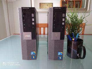 Ordenador lote 2 Dell optiplex 980 i7 8GB