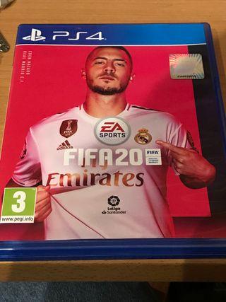FIFA 20 ps4 ENVÍO GRATIS