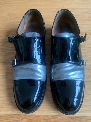 Zapatos estilo Oxford de Pertini