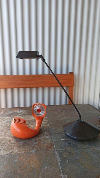 Lámpara mesa flexo FASE Teja