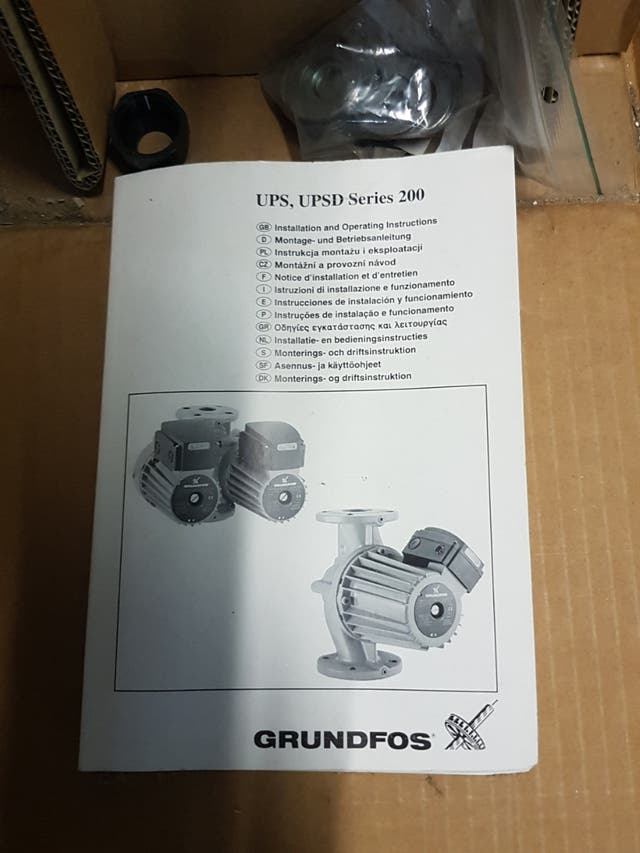 Bomba Grundfis
