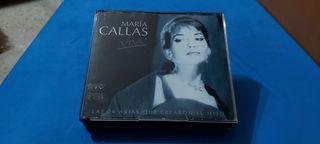 Doble Cd María Callas ( VIVE )