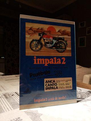 publicidad Montesa impala