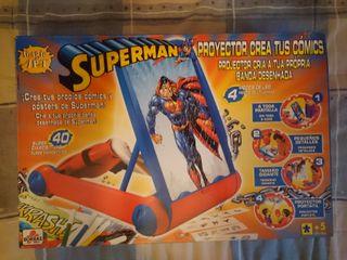 PROYECTOR DE SUPERMAN