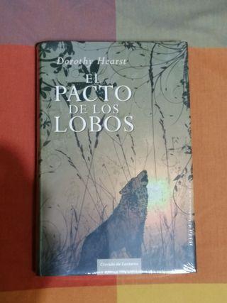 Libro El pacto de los lobos