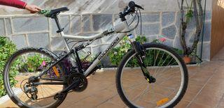 bicicleta rockrider 6.0