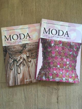 Pack libros Moda de Tashen