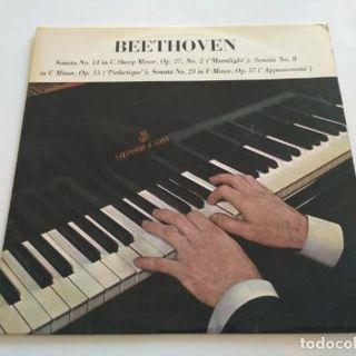 BEETHOVEN - JOSEPH COOPER - BEETHOVEN SONATAS (LP