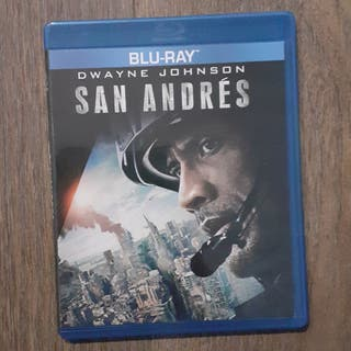 SAN ANDRES BLURAY BLU RAY