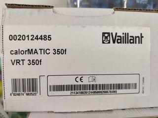 Termostato VAILLANT inalámbrico calorMATIC 350f