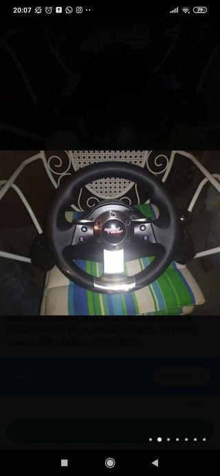 volante PS3
