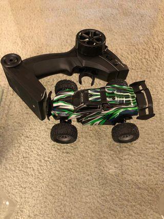 Mini coche control remoto alta velocidad
