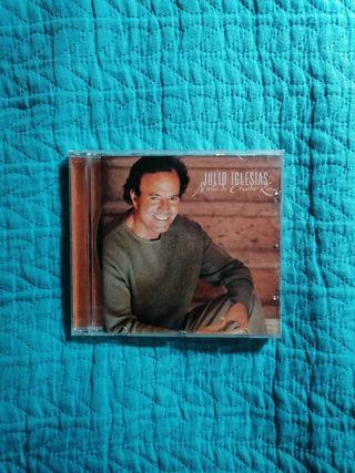 Cd de Música: Julio Iglesias;Noche de Cuatro Lunas