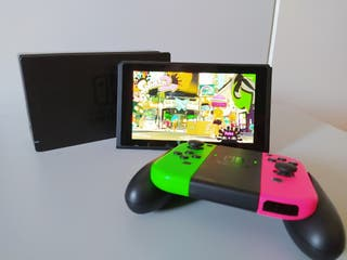 Nintendo switch Splatoon 2 edition
