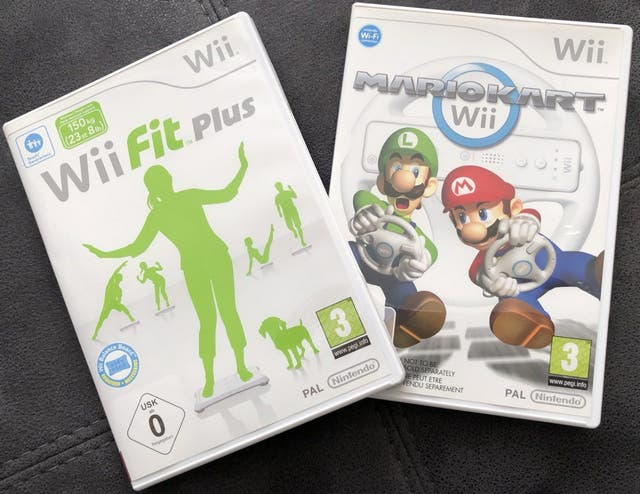 Pack completo Nintendo Wii