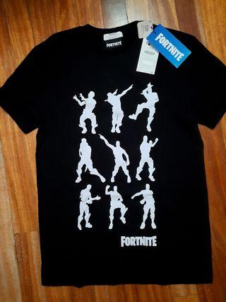 Camiseta fortnite.