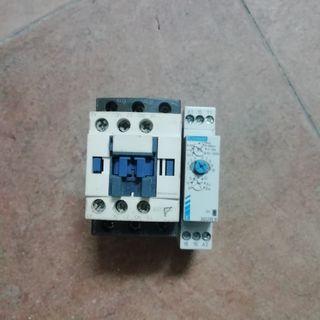 contactor eléctrico