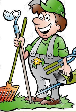 busco trabajo de jardinero.
