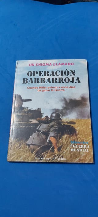 Libro Operación Barbarroja