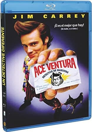 ace ventura bluray