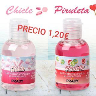 gel hidroalcoholico 50ml