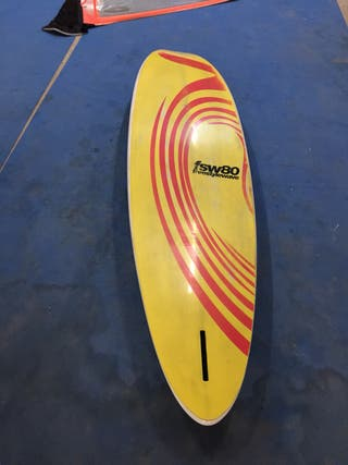 Tabla windsurf RRD