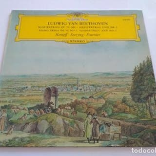 Ludwig Van Beethoven - Kempff Szeryng Fournier