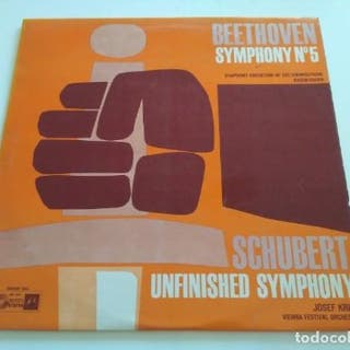 SCHUBERT / BEETHOVEN - 'UNFINISHED SYMPHONY' / 'SY