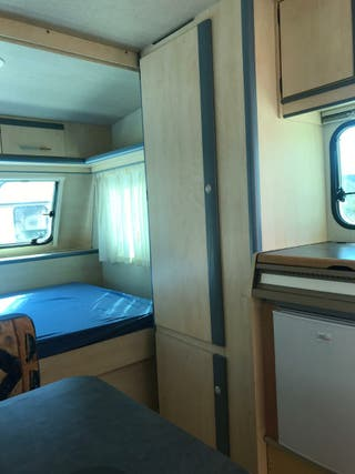 Caravana Adria 542 6 plazas