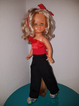 muñeca nancy daypa antigua.
