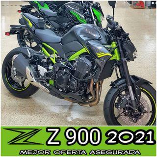-2021 KAWASAKI Z900 MEJORES OFERTAS ASEGURADAS