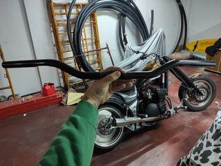 Manillar custom 25mm