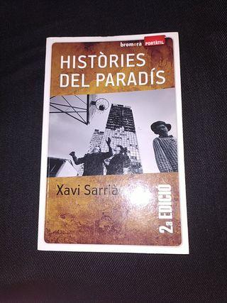 Libro lectura: Històries del Paradís