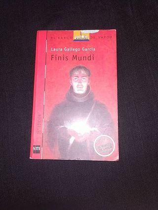 Libro lectura: Finis Mundi
