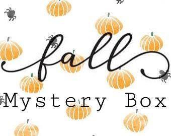 Seasonal girls clothing mystery box
