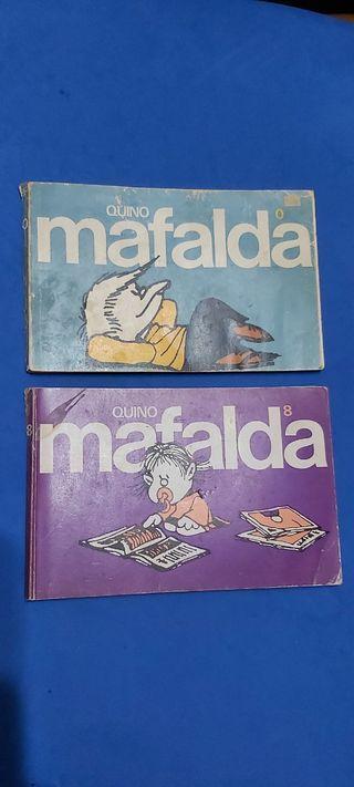 2 Comics Mafalda