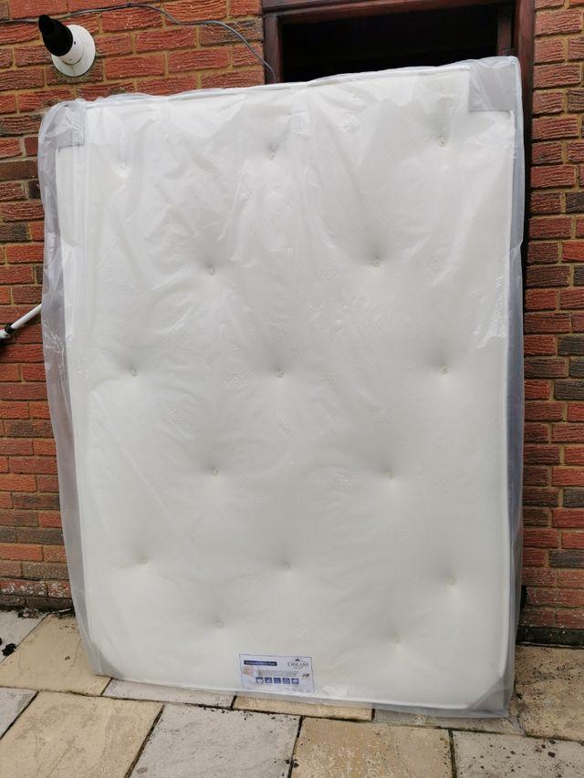 Brand New Luxury Orthopaedic Memory Foam Mattress