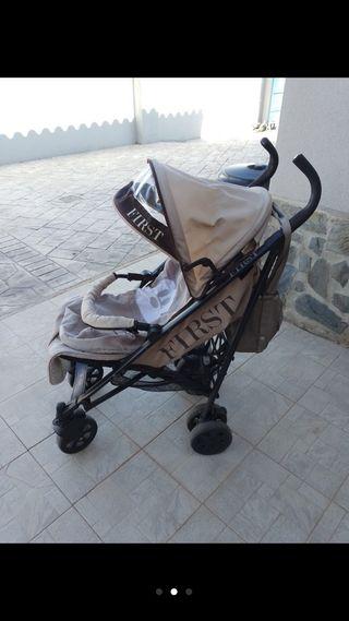 Silla paseo bebé