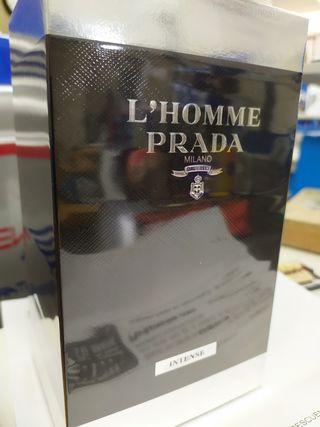 perfume Prada l'homme intense