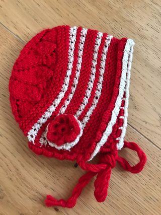 Conjunto capota y bufanda