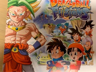 DragonBall Fusion Nintendo DS